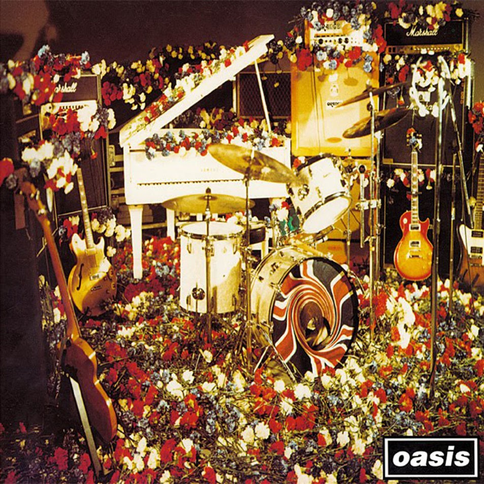 oasis- don't look back in anger single